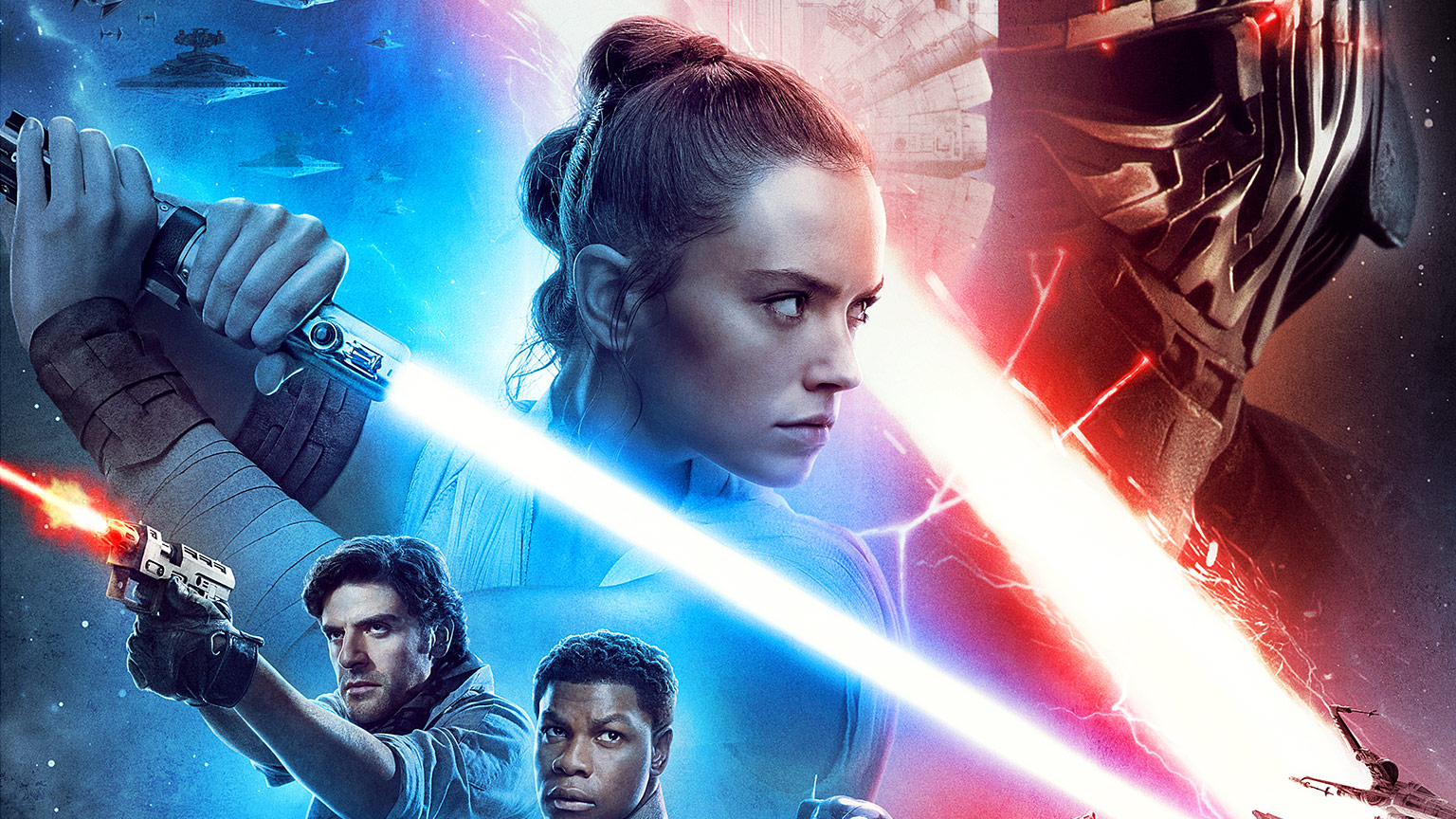 I M Still Annoyed By Star Wars The Rise Of Skywalker Three Months Later Techradar