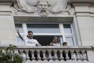 SOCCER Messi 200314