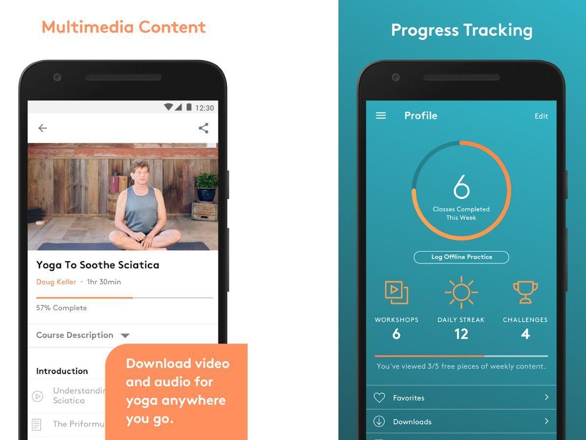 Madison : Best yoga app ipad