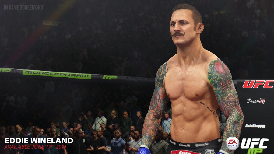 EA Sports UFC Screenshots Keep The Hype Going For PS4, Xbox One #31504