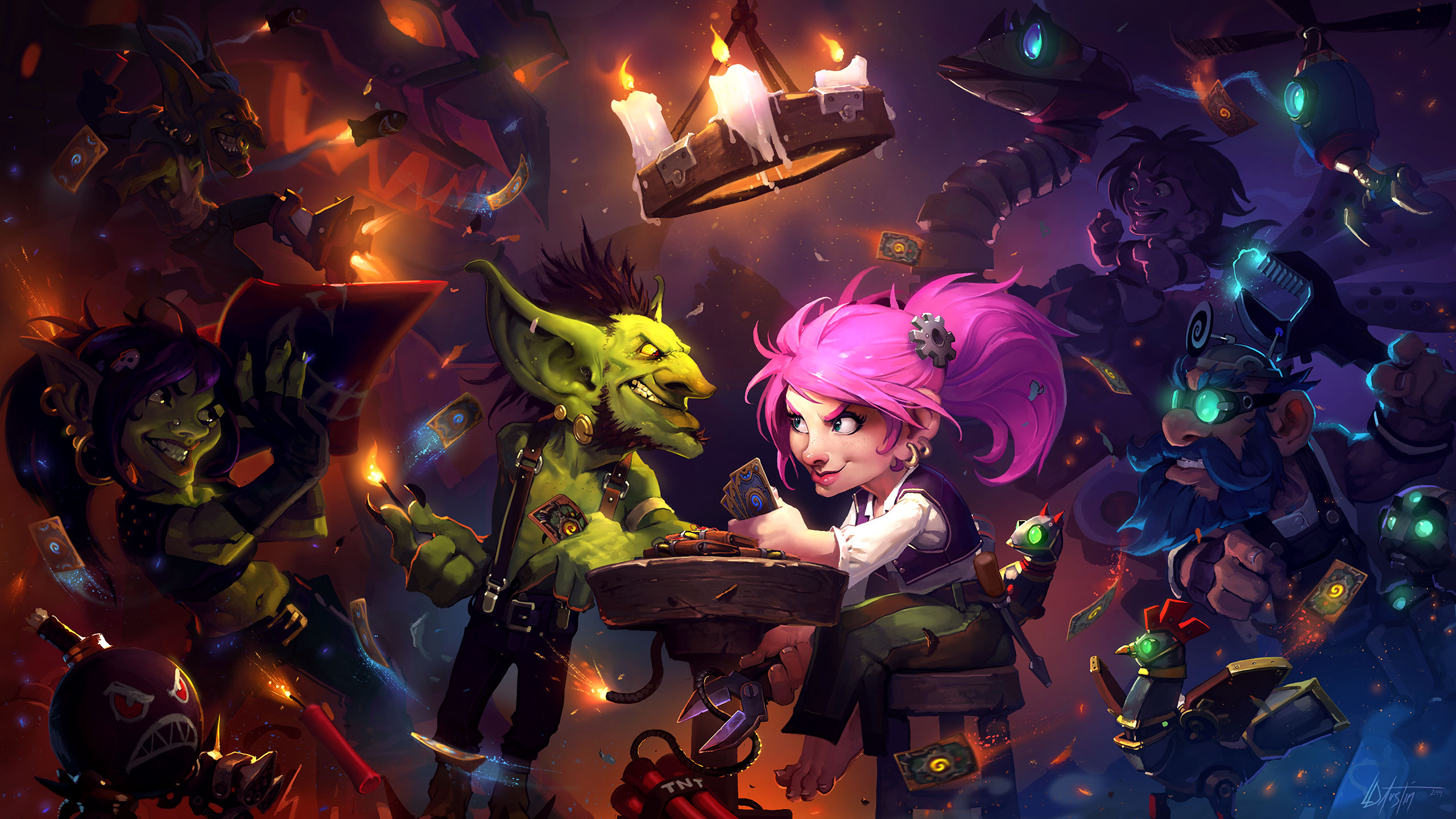 Blizzard promises improvements to Hearthstone pro scene after