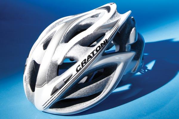 Cratoni, CA helmets test 2013