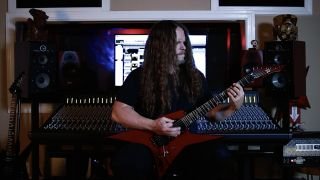 Erik Rutan of Cannibal Corpse