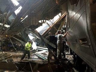 Hoboken Train Crash