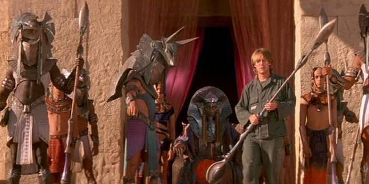 Stargate movie screenshot 1994