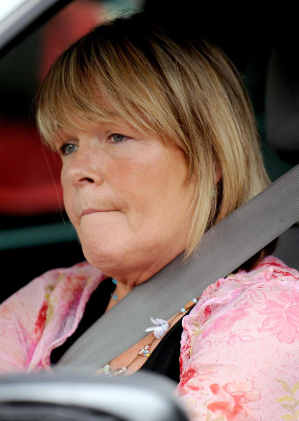 Linda Robson: My son cradled dying Ben