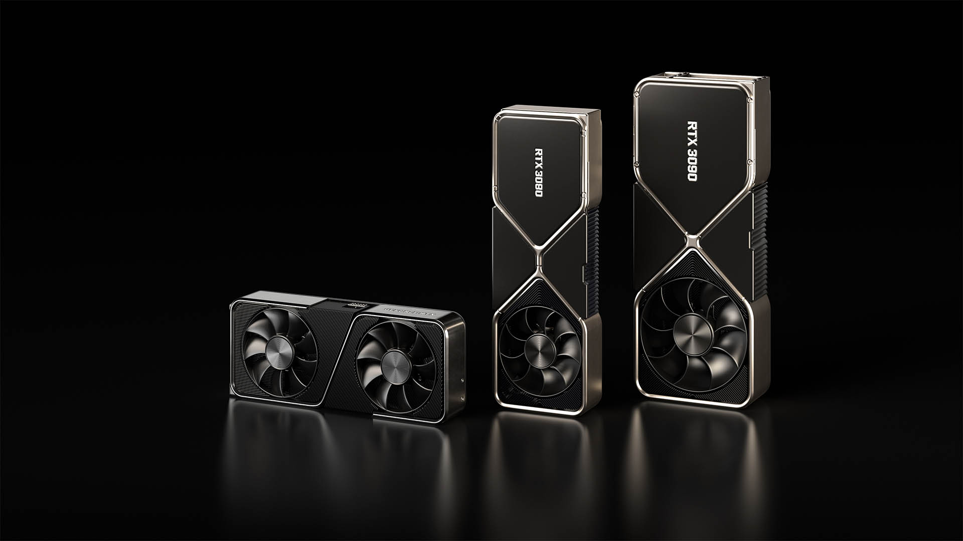 Nvidia puts a hold on RTX 3080 and RTX 3090 Founders Edition sales from its webstore
