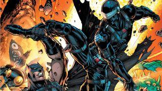 Batman/Fortnite: Zero Point covers