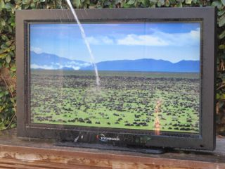 Toshinaer Launches Weatherproof TV Line