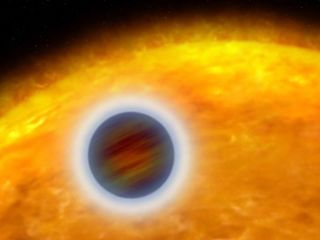 Recipe Revealed for Layer-Cake Atmosphere of a Baking Planet
