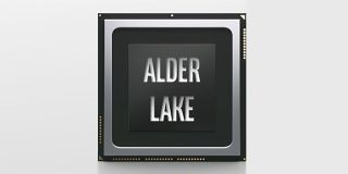 Intel Alder Lake render