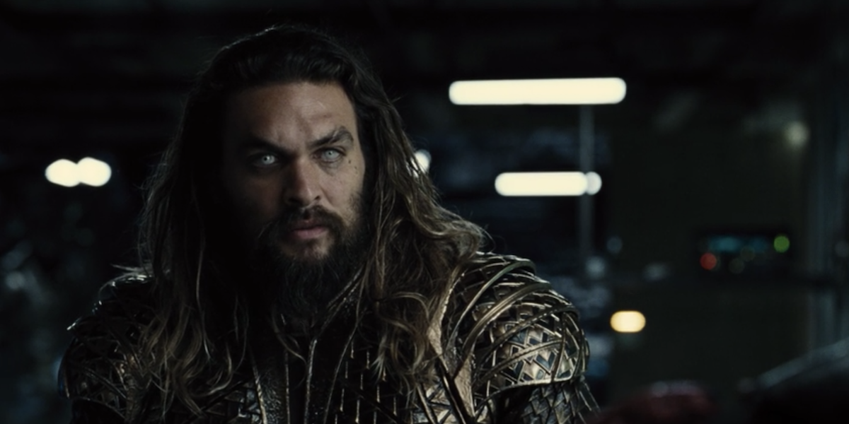 Aquaman in the Snyder Cut