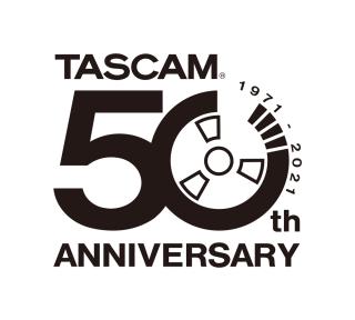 TASCAM 50th Anniversary