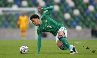 Northern Ireland v USA – International Friendly – Windsor Park