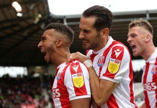Stoke City v Huddersfield Town – Sky Bet Championship – Bet365 Stadium