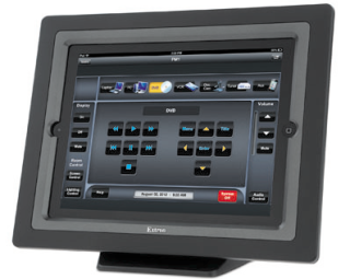 Extron Introduces Secure iPad Enclosure