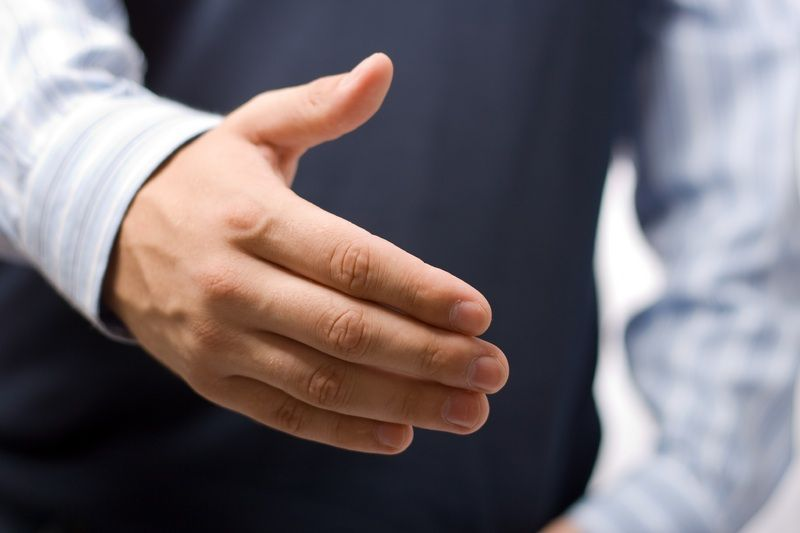 5 Things A Man S Finger Length Says About Him Live Science