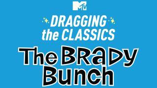 Dragging the Classics: The Brady Bunch logo