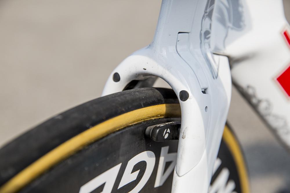 Pro Bike Fabian Cancellara S Trek Speed Concept Time