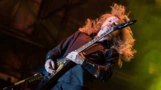 Megadeth at Bloodstock