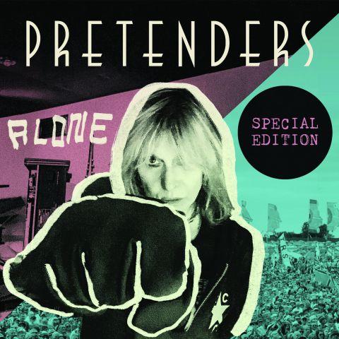 Cover art for Pretenders Alone - Special Edition album