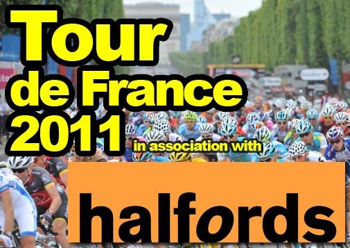 Tour de France 2011 logo