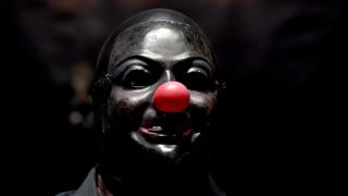 A picture of Slipknot's Shawn 'Clown' Crahan