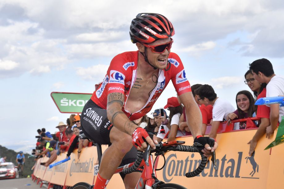 'This is one of the biggest disappointments of my career': Nicolas Roche devastated after abandoning Vuelta a España 2019