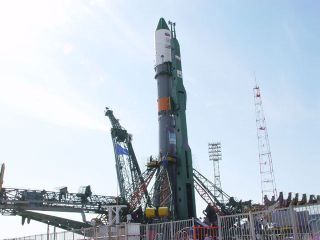 New Cargo Ship Rockets Toward International Space Station