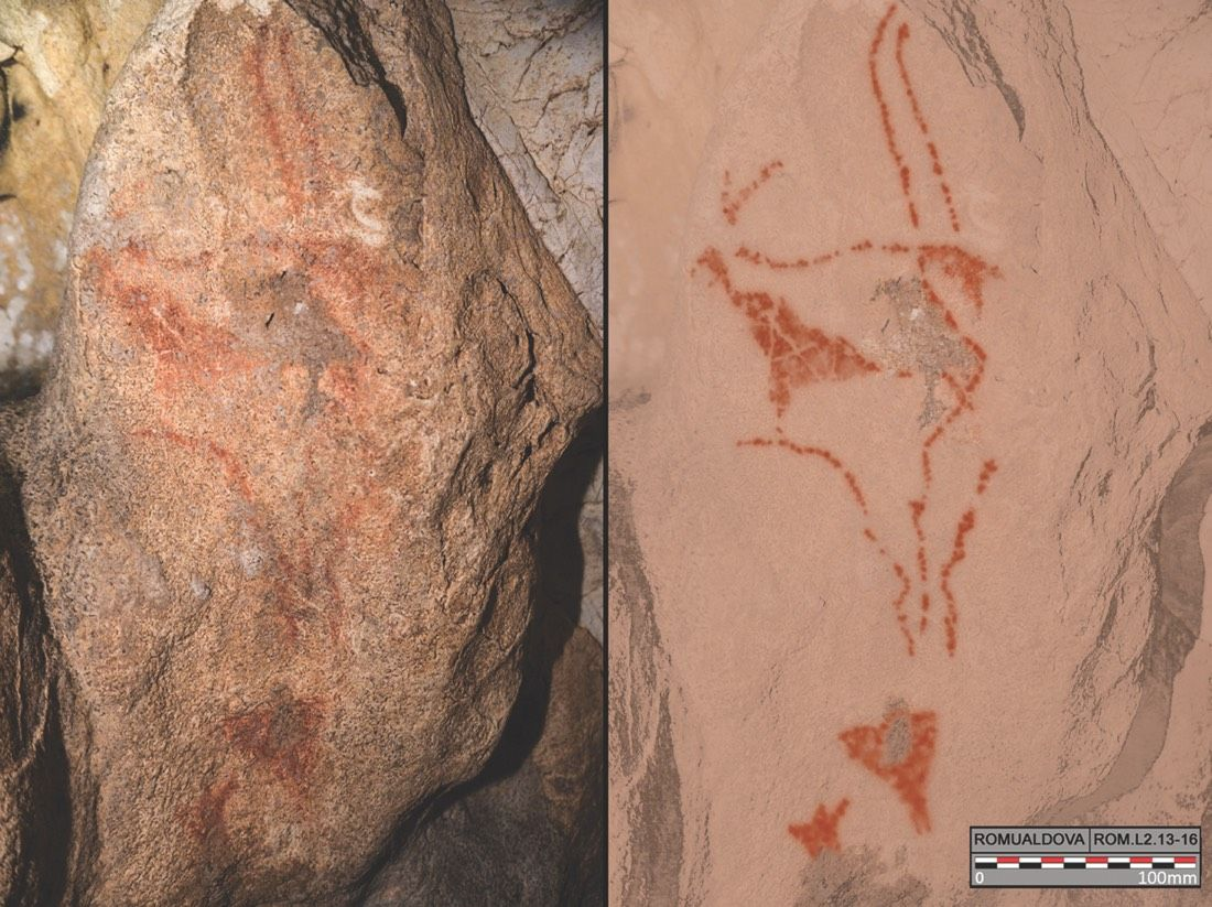 Rock Art of the American Plains Art of the Warriors