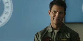 Tom Cruise in Maverick
