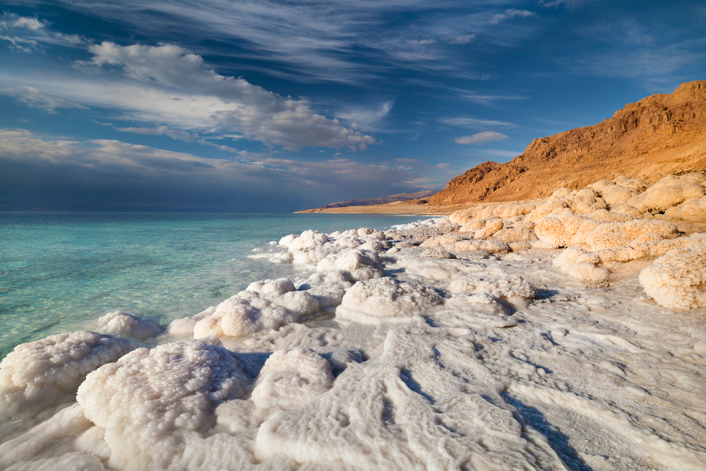 Why Is the Dead Sea So Salty? | Live Science