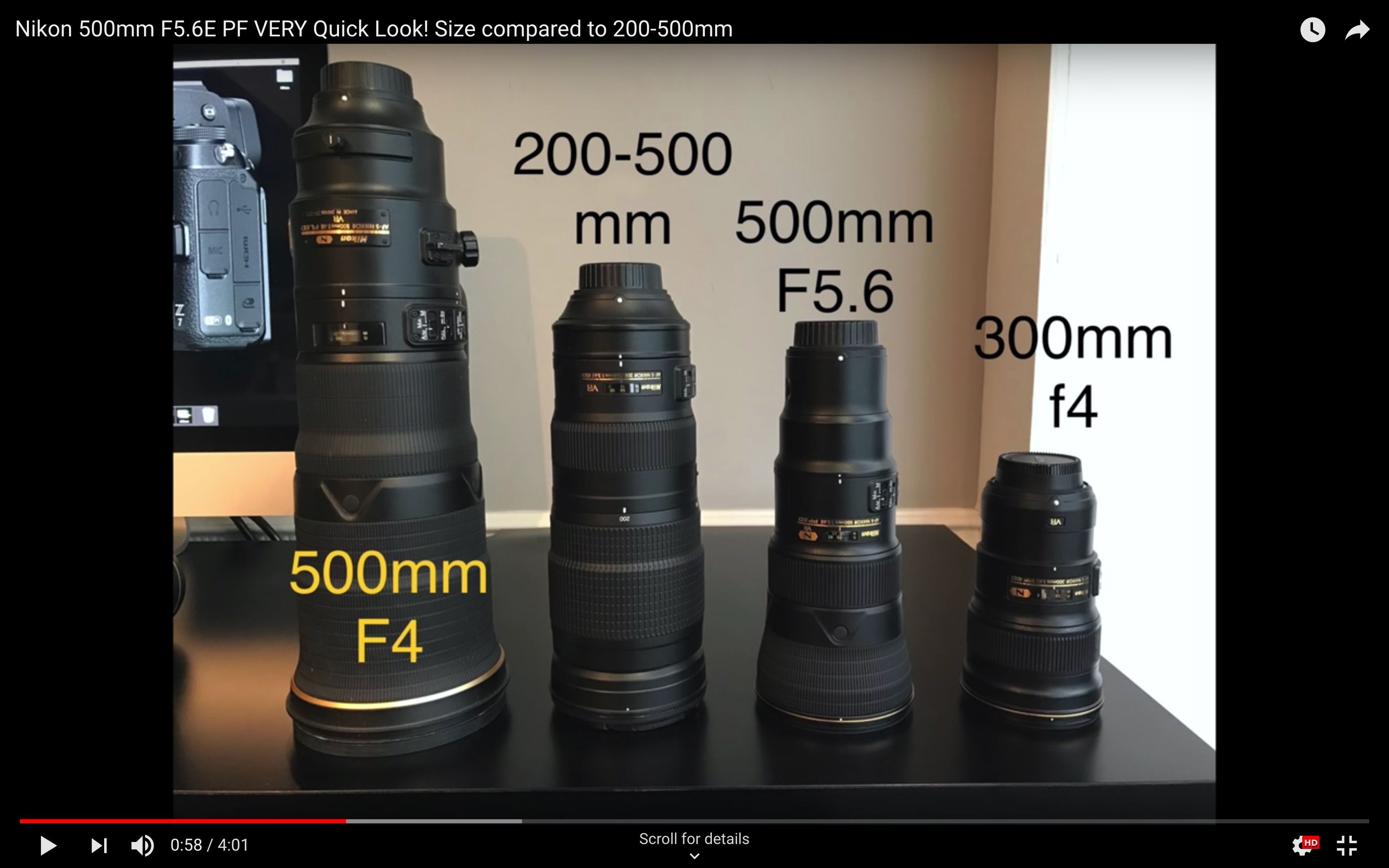 Nikon only producing 1000 500mm f/5.6 lenses per month, but people want more | Digital Camera World