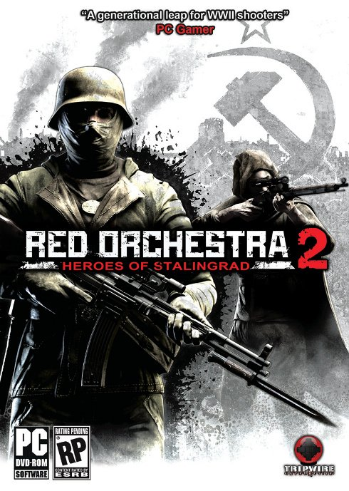 Red Orchestra 2: Heroes Of Stalingrad System Requirements, Box Art Prepare For Launch #18340