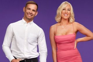 Married at First Sight UK couple Luke and Morag