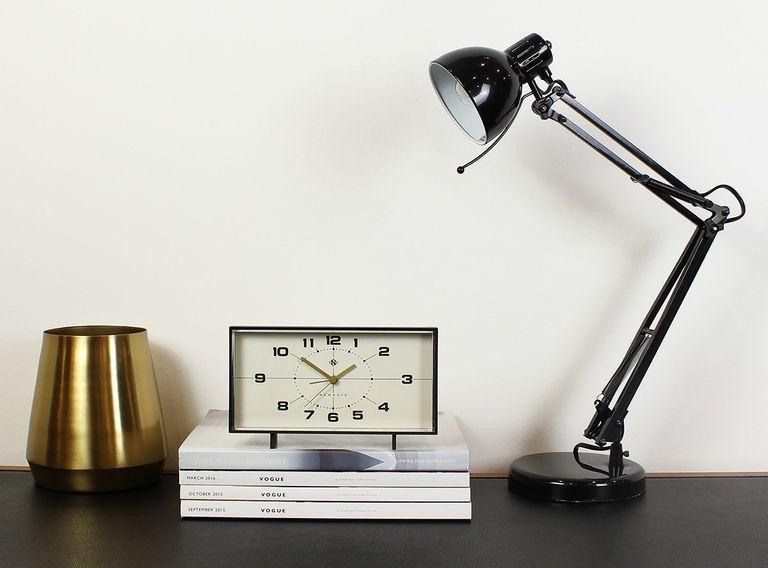 Newgate mid-century alarm clock