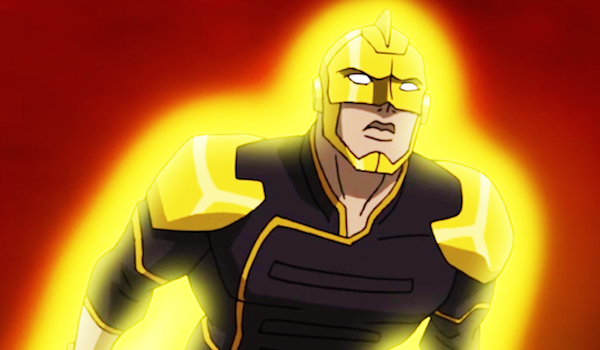 the ray animated