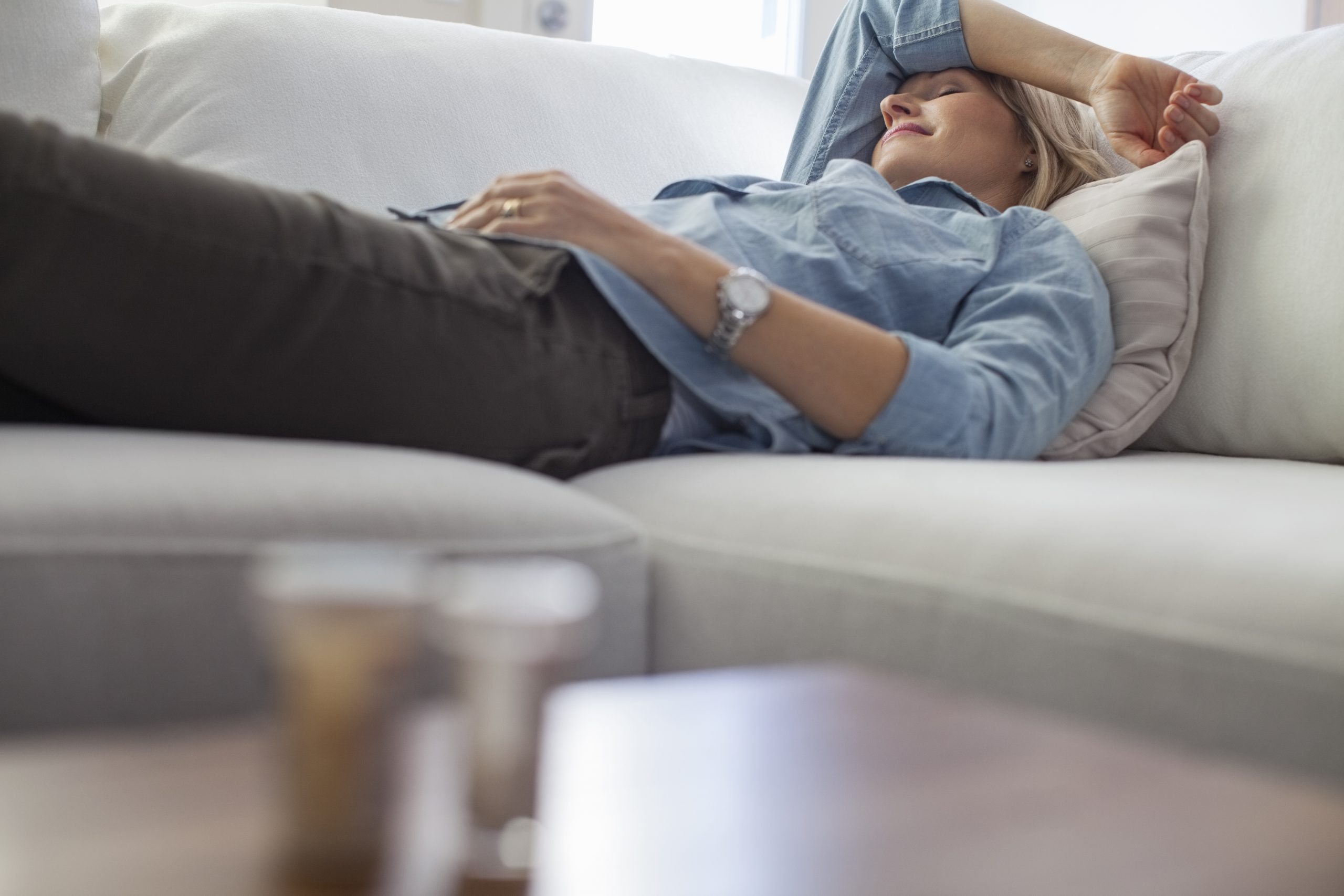 Weekly naps halve heart and stroke risk