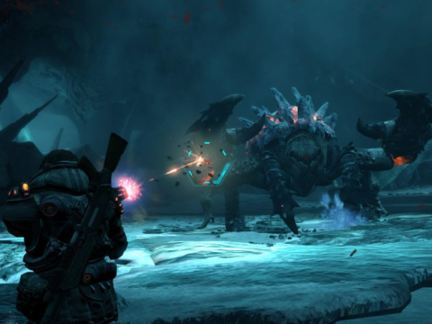 Lost Planet 3 Review - Third Person Shooter - Tom's Guide