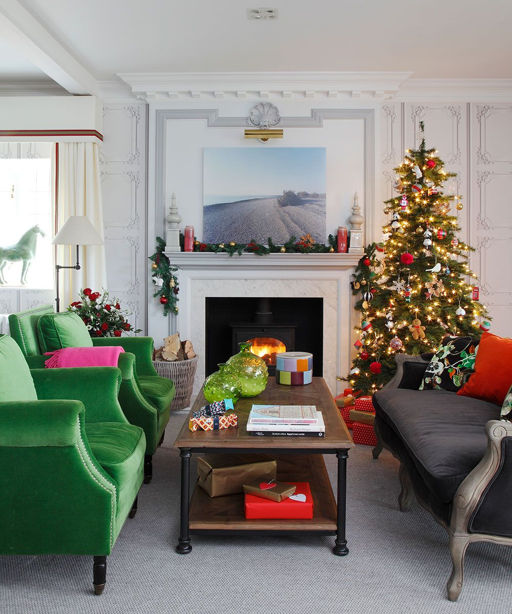 Explore this merry and bright Arts and Crafts home in Norfolk