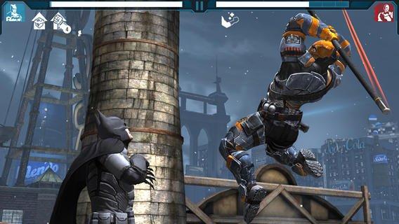 Batman: Arkham Origins Mobile Game Hits App Store #29330