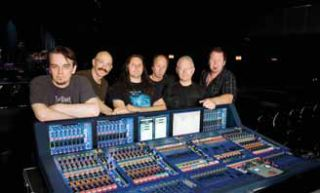 King Crimson Tours With Midas XL8