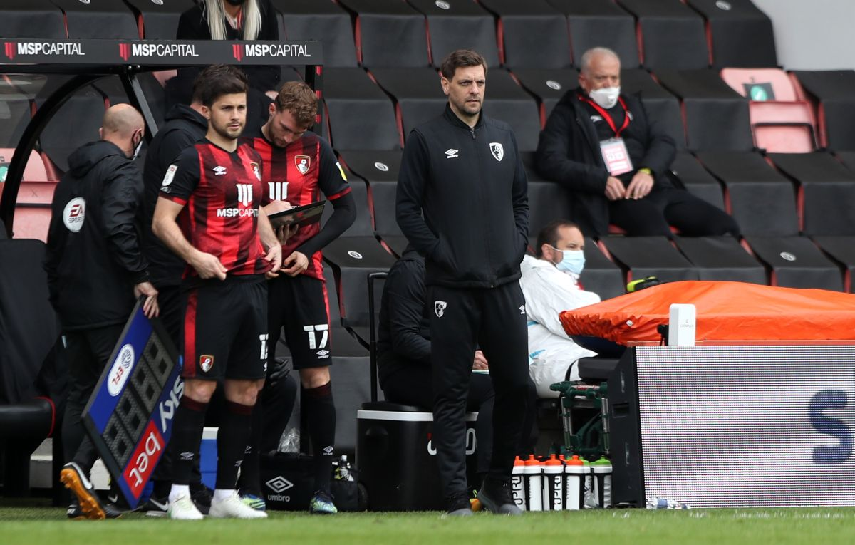 Bournemouth slump will not affect play-offs – Jonathan Woodgate