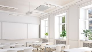 Yamaha ADECIA in a hybrid classroom
