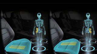 Jaguar Land Rover Morphable Seat
