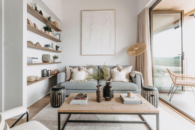 Cornish holiday home with boho interiors