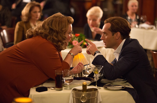 Reuniting With Bridesmaids Director Paul Feig Melissa Mccarthy Is At Her Hilarious Best In The Infectiously Entertaining Action Comedy Spy A Rib Tickling