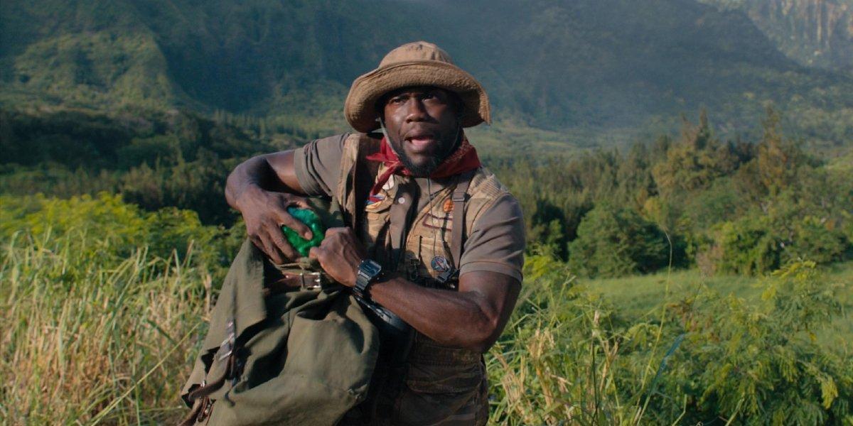 Kevin Hart in Jumanji: The Next Level