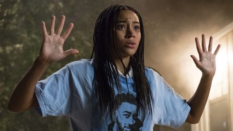 An image from The Hate U Give