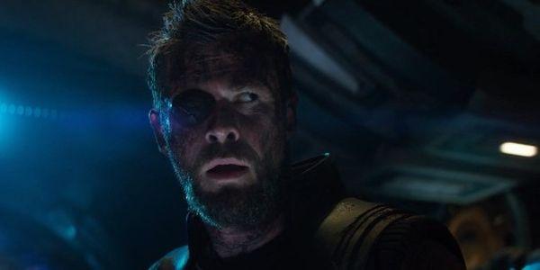 Thor Avengers: Infinity war